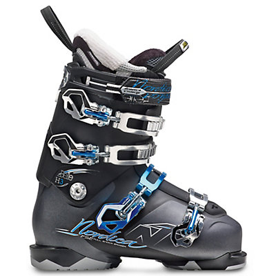 Nordica Belle H3 W Womens Ski Boots, Black, viewer