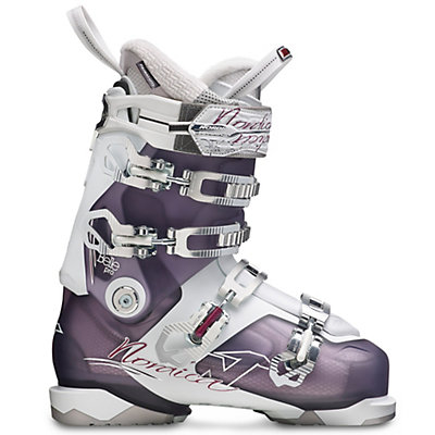 Nordica Belle Pro W Womens Ski Boots, Violet, viewer