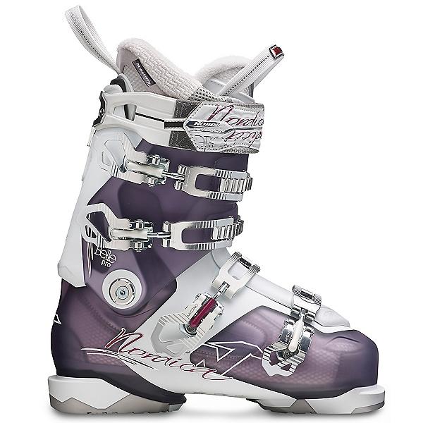 Nordica Belle Pro W Womens Ski Boots, Violet, 600