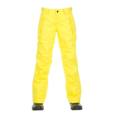 O'Neill Jewel Girls Snowboard Pants, Sunshine Yellow, viewer