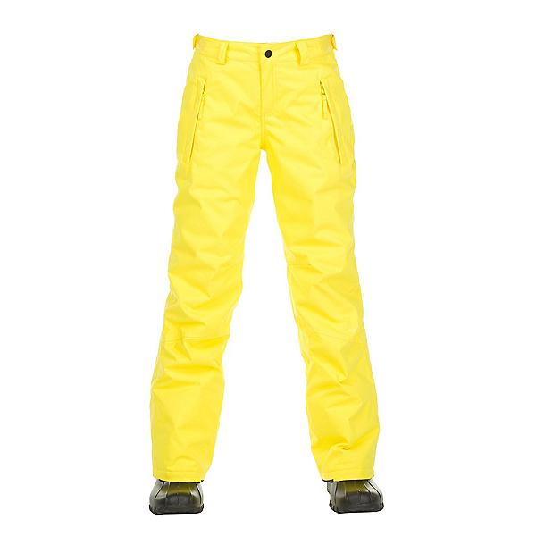 O'Neill Jewel Girls Snowboard Pants, Sunshine Yellow, 600