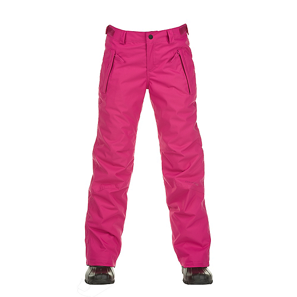 O'Neill Jewel Girls Snowboard Pants, Framboise Pink, 600
