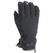 Scott Polar Womens Gloves, Black, medium