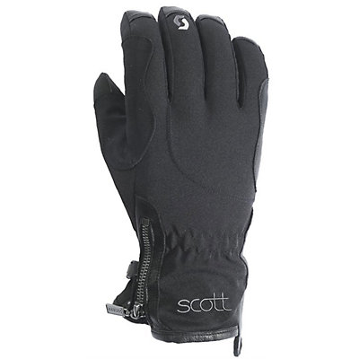 Scott Polar Womens Gloves, Black, viewer
