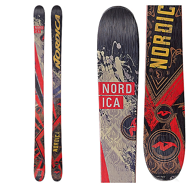 Nordica The Ace Skis, , 600