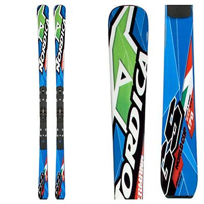 Nordica Dobermann GS Plate Junior Race Skis, , viewer