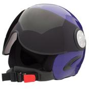 OSBE Proton SR Ski Helmet, Glossy Purple, medium