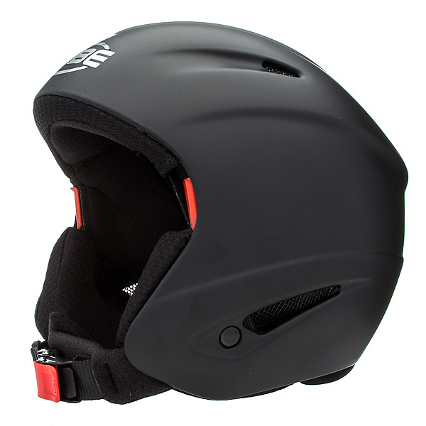 OSBE Happy Jr. Kids Helmet, Soft Black, 600