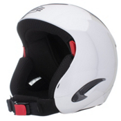 OSBE Style Helmet, Cromo Silver, medium