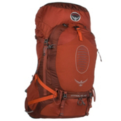 Osprey Atmos 65 AG Backpack, Cinnabar Red, medium