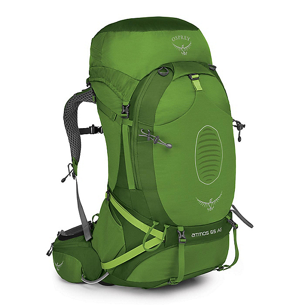 Osprey Atmos AG 65 Backpack 2017, Absinthe Green, 600