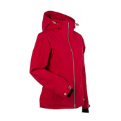 Nils Terri Womens Insulated Ski Jacket, Red, medium