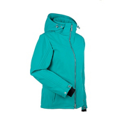 Nils Terri Womens Insulated Ski Jacket, Teal, medium
