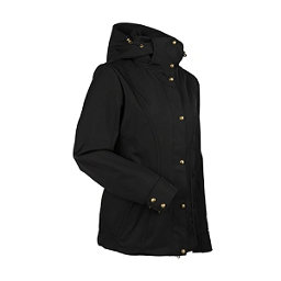 NILS Natalie Womens Insulated Ski Jacket, Black, 256