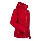 Nils Darlene Womens Insulated Ski Jacket, Red, medium
