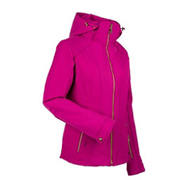 NILS Darlene Womens Insulated Ski Jacket, Berry, 256