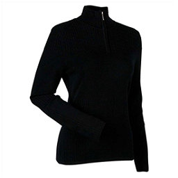 NILS Destinee Womens Sweater, Black, 256