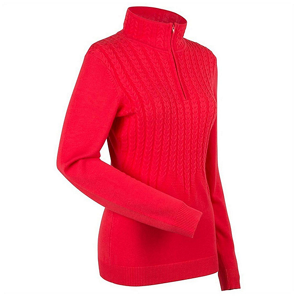 NILS Destinee Womens Sweater, Watermelon, 600