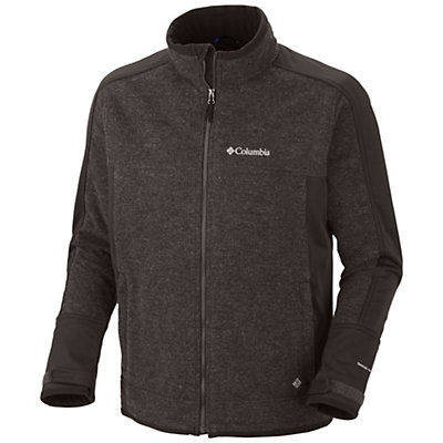 Columbia Grade Max Mens Soft Shell Jacket, Buffalo, viewer