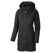 Columbia Take To The Streets II Womens Jacket, Black, medium