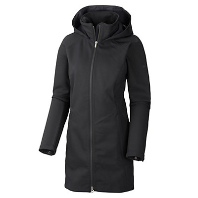 Columbia Take To The Streets II Womens Jacket, Black, viewer
