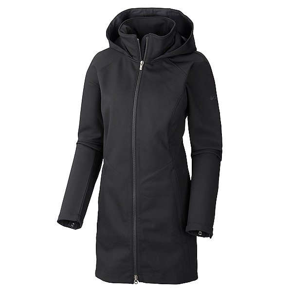 Columbia Take To The Streets II Womens Jacket, Black, 600