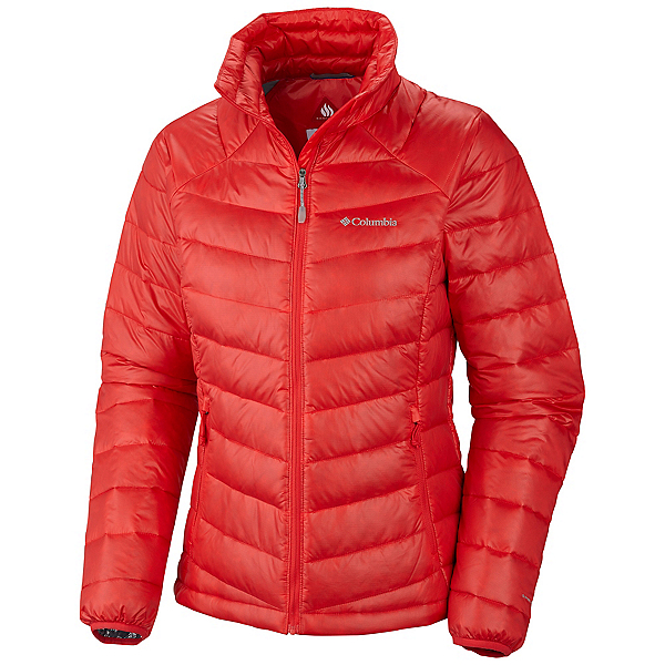 Columbia Platinum 860 Turbodown Womens Jacket, , 600