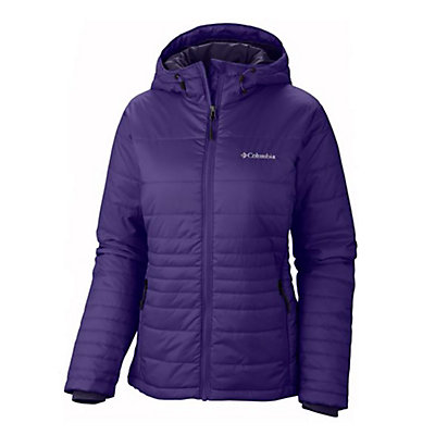 Columbia Go To Hooded Womens Jacket, , viewer