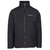 Columbia Timber Butte Mens Jacket, Black, medium