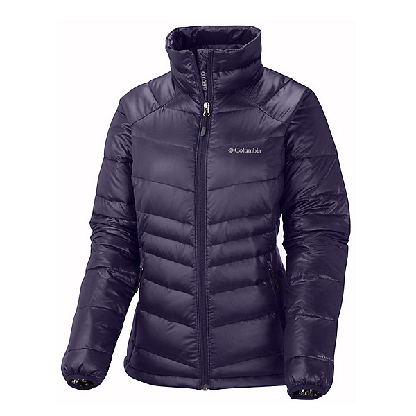 Columbia Gold 650 Turbodown Womens Jacket, Inkling, 600