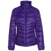 Columbia Gold 650 Turbodown Womens Jacket, Hyper Purple, medium
