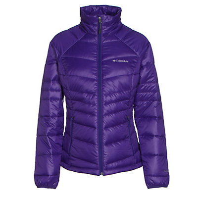Columbia Gold 650 Turbodown Womens Jacket, Inkling, viewer