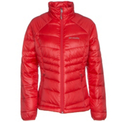 Columbia Gold 650 Turbodown Womens Jacket, Red Hibiscus, medium