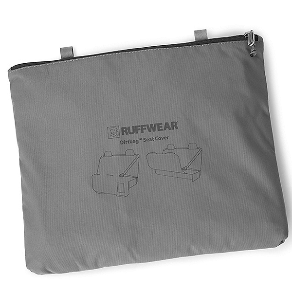 Ruffwear Dirtbag Seat Cover Pet Bed, , 600