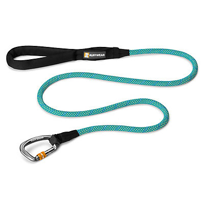 Ruffwear Knot-A-Leash, Blue Spring, viewer