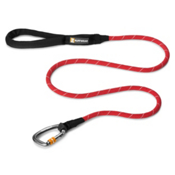 Ruffwear Knot-A-Leash, Red Currant, medium