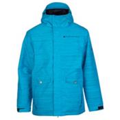 686 Ranger Mens Insulated Snowboard Jacket, Bluebird, medium