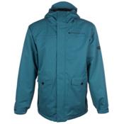 686 Ranger Mens Insulated Snowboard Jacket, Teal, medium
