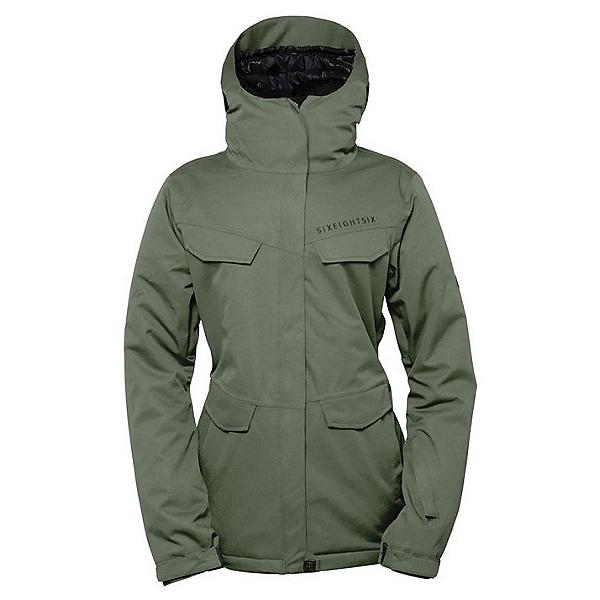686 Annex Womens Insulated Snowboard Jacket, , 600