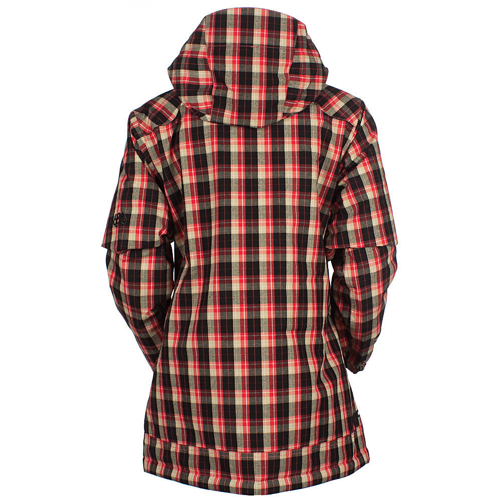 686 faithful womens insulated snowboard jacket ebay