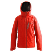 Orage Logan Mens Insulated Ski Jacket, Fire Red, medium
