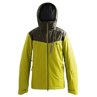 Orage Logan Mens Insulated Ski Jacket, Tarmac, viewer