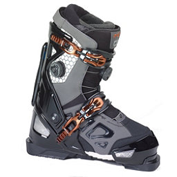 Apex MC-2 Ski Boots, Black-Grey, 256