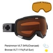 Spy Platoon Goggles 2015, Black-Bronze + Bonus Lens, medium