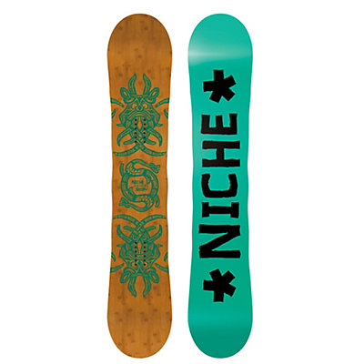 Niche Story Camber Snowboard, , viewer