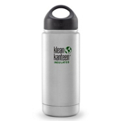 Klean Kanteen 16oz Wide Vacuum Insulated Water Bottle, Brushed Stainless, medium