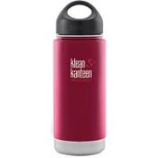 Klean Kanteen 16oz Wide Vacuum Insulated Water Bottle 2016, Roasted Pepper, medium
