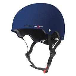 Triple 8 Gotham EPS Liner Mens Skate Helmet 2017, Blue Matte, 256