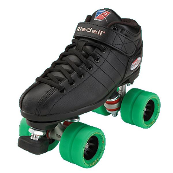 Riedell R3 Demon Boys Speed Roller Skates 2017, , 600