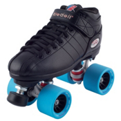 Riedell R3 Demon Speed Roller Skates 2017, , medium